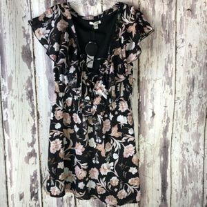 Flutter dress medium, fits small